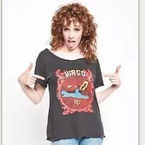 Midnight Rider Roach Studios zodiac Virgo t shirt